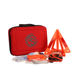 ISO large capacity Roadside Assistance Car Emergency Repair Tool Kit With Work Light