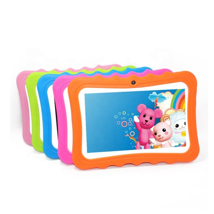 Baik Murah 7 Inci Anak Android Digit Tablet PC
