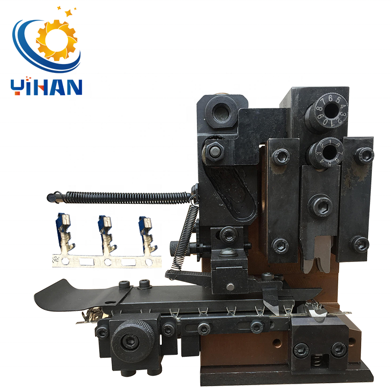 Machine For Terminals Crimp Terminal Crimping Mould Applicator For All Kinds Of Terminal Machine/Applicator Horizontal Feed Terminal