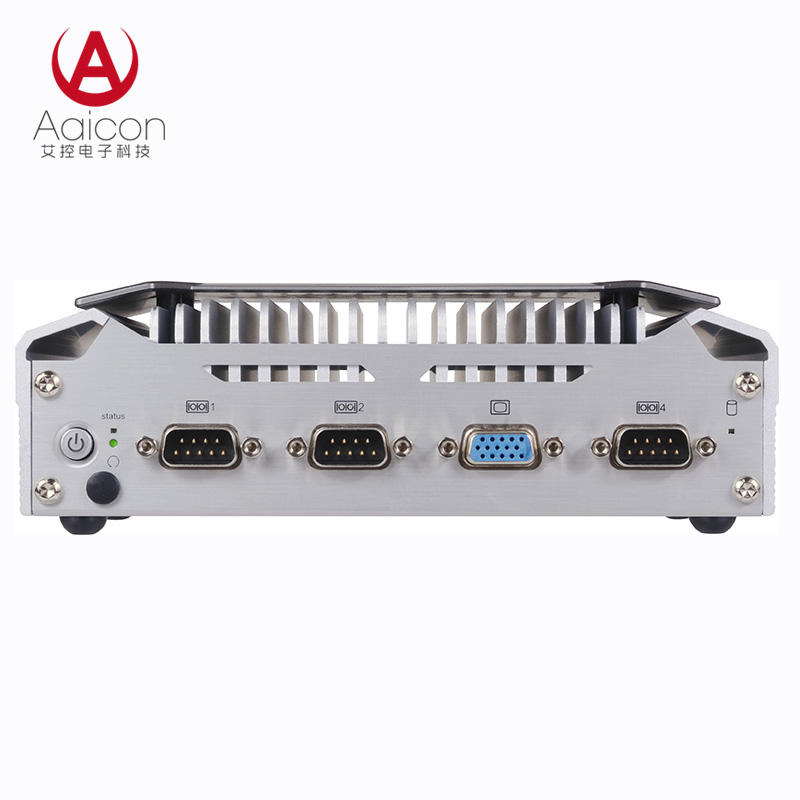Onboard DDR4 2133 MHz 4 GB/8 GB Intel 6th Core i7/i5/i3 Prozessor box industrie fanless PC