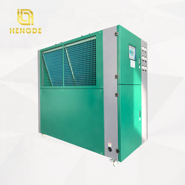 Industrial Small Air Cooled Type Milk Chiller Cooling Milk System