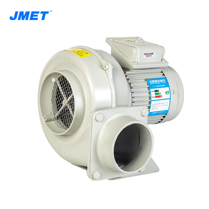 FMS-202A single phase 0.2KW high temperature resistant centrifugal fan blower for condensing boiler