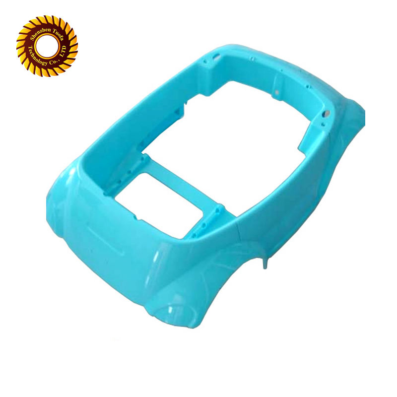 Custom Machine Toy Part Plastic Injection Moulding Parts