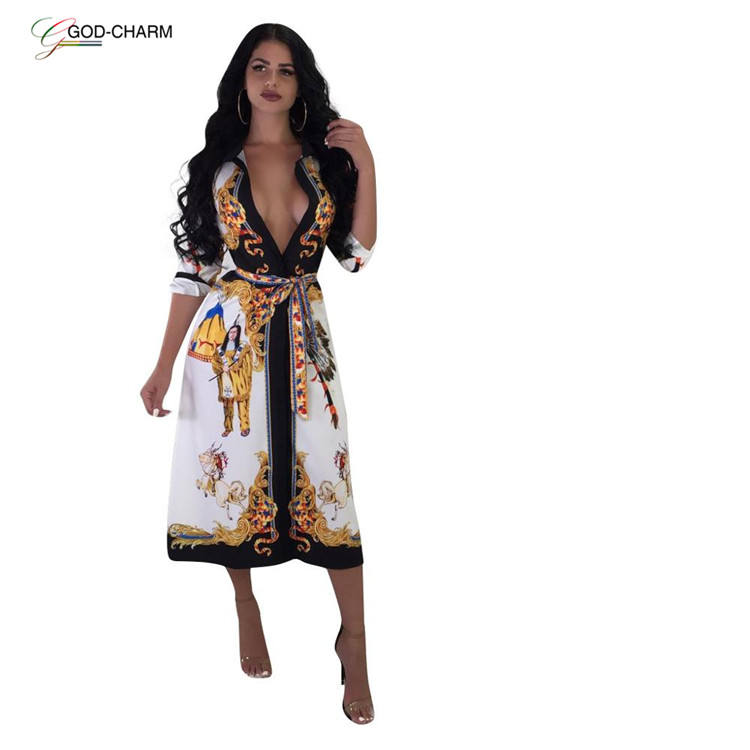 *GC-86962845 2020 new arrivals African clothing design Good quality in-stock China factory cheap wholesale sexy club dress
