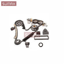 Auto engine parts car timing chain kit for SUZUK I 2495cc 2.5L H25 V6 99-05