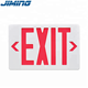CHINA TOP 1 Emergency Lighting Manufacturer Ultra bright Red Emergency Exit Sign Board