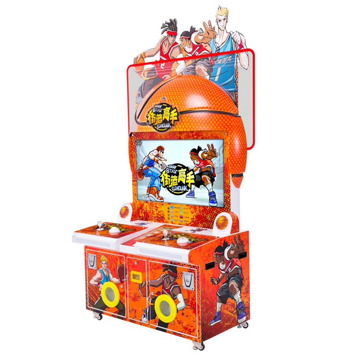 Hot Selling Arcade street basketball machine
