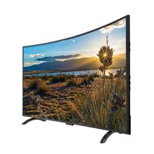 55 inch hot sale new product curved screen led tv television 4k smart tv 55 inch