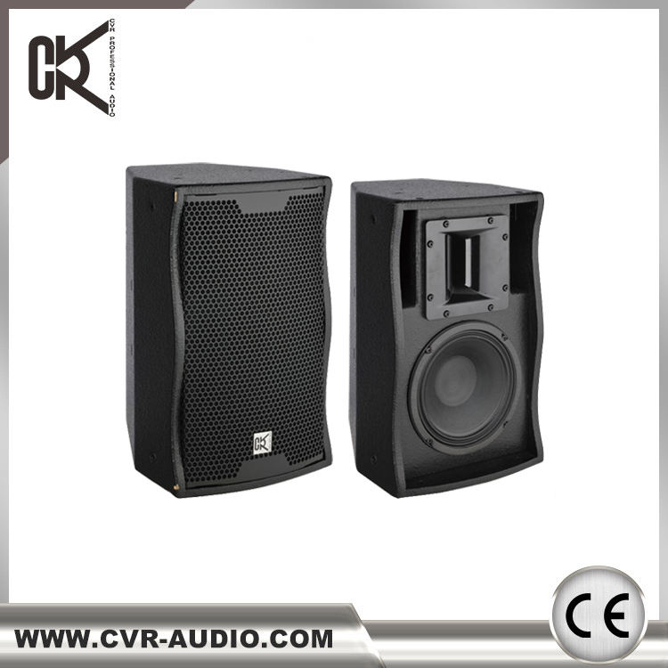 "8"" two-way stage dj equipment speakers professional audio"