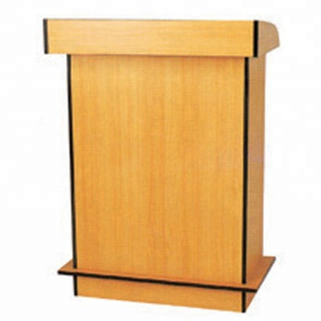Church Pulpit Modern Church Pulpit Wooden Podium Lecture Table