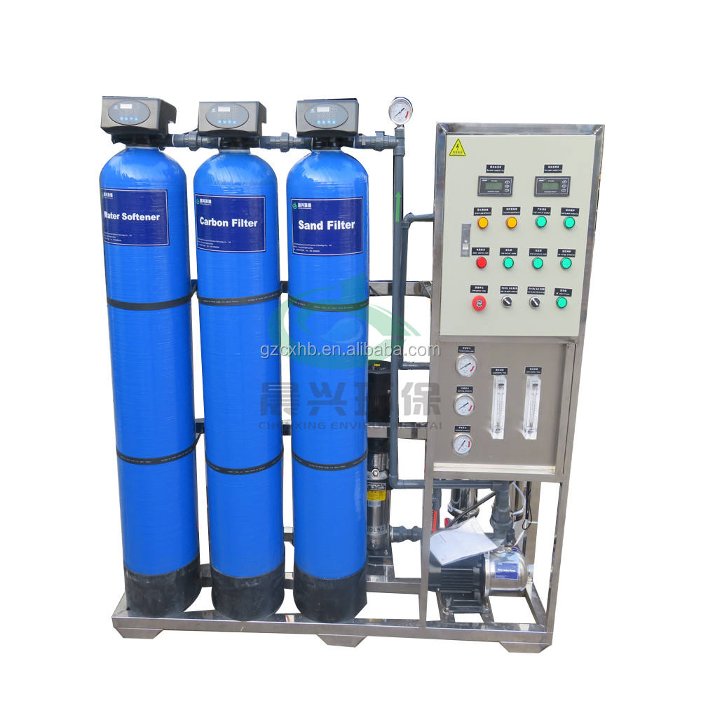 Manufacturer for South Africa mineral water plant project/water filter machine price