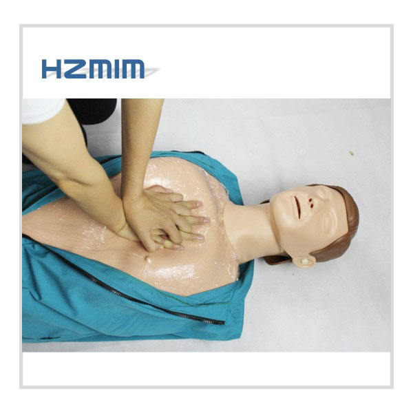 Human body Medical manikin, CPR training manikin, BLS manikin for CPR training