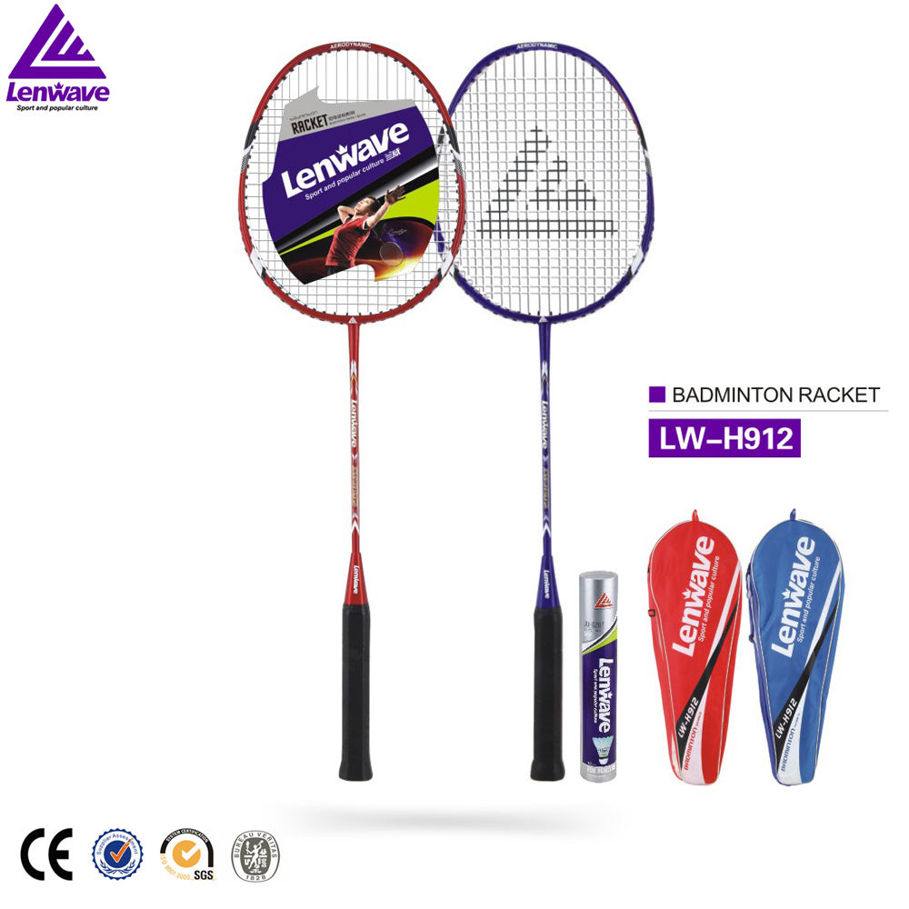 2016 Lenwave nieuwe goed uitziende bal <span class=keywords><strong>badminton</strong></span> <span class=keywords><strong>racket</strong></span>