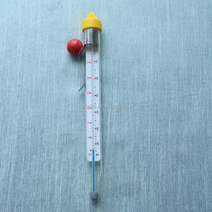 Glas snoep thermometer Suiker en Jam thermometer