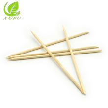 Factory disposable bowls wooden orange sticks nail