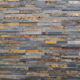 Rusty Multicolor Slate Interior Decorative Ledger Wall Stone Cladding Natural Stone Slate