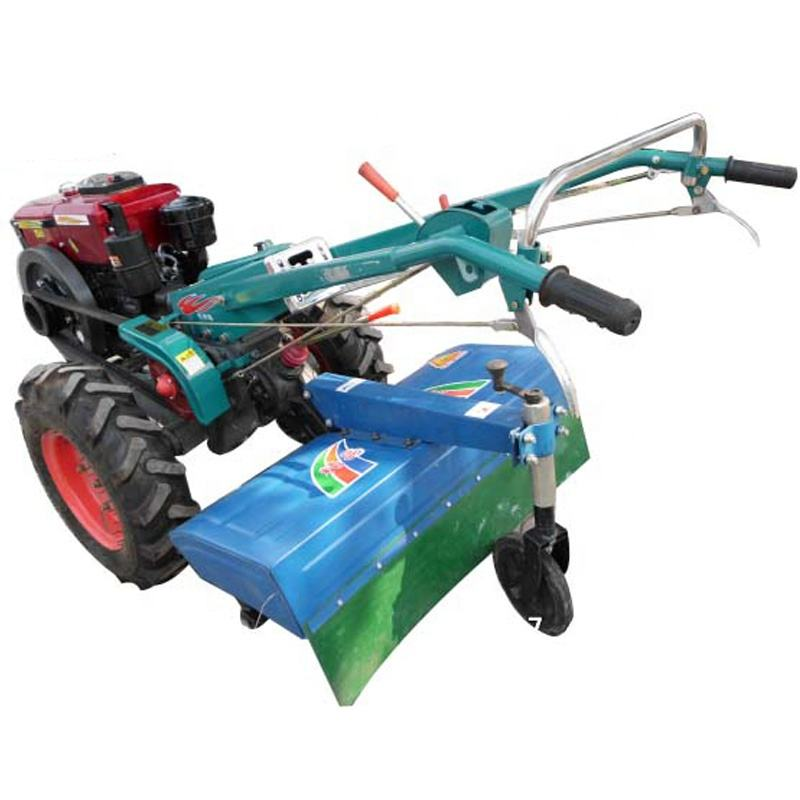Walking tractor cultivator double plough walking tractor hand walking tractor prices