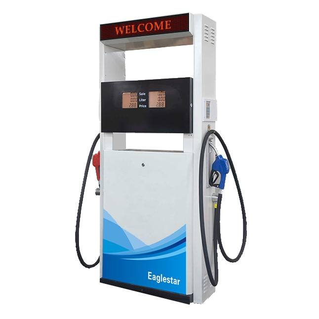 used gas station fuel dispenser pump equipment for sale