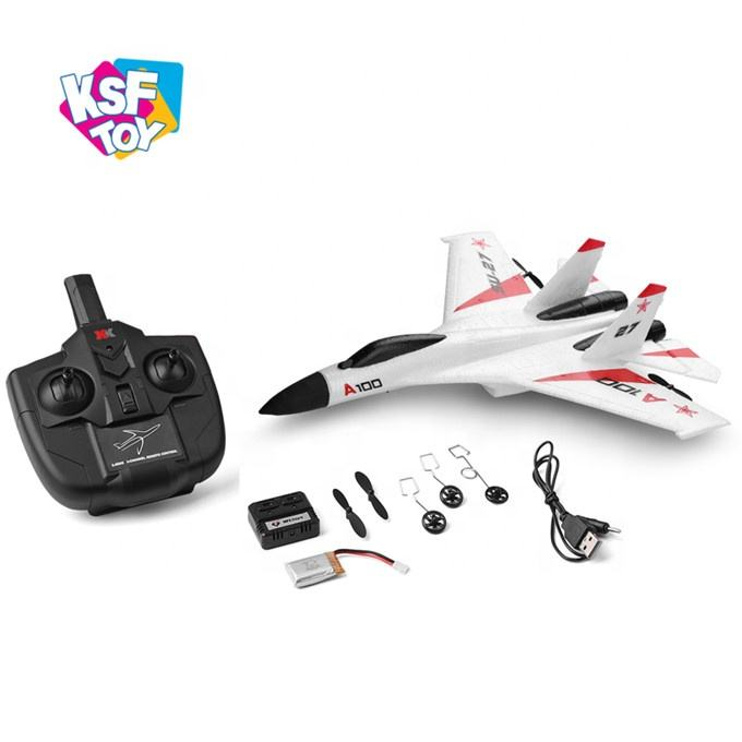 3 channel 2.4G simulation model aircraft fighter remote control rc plane toy with 6 gryo