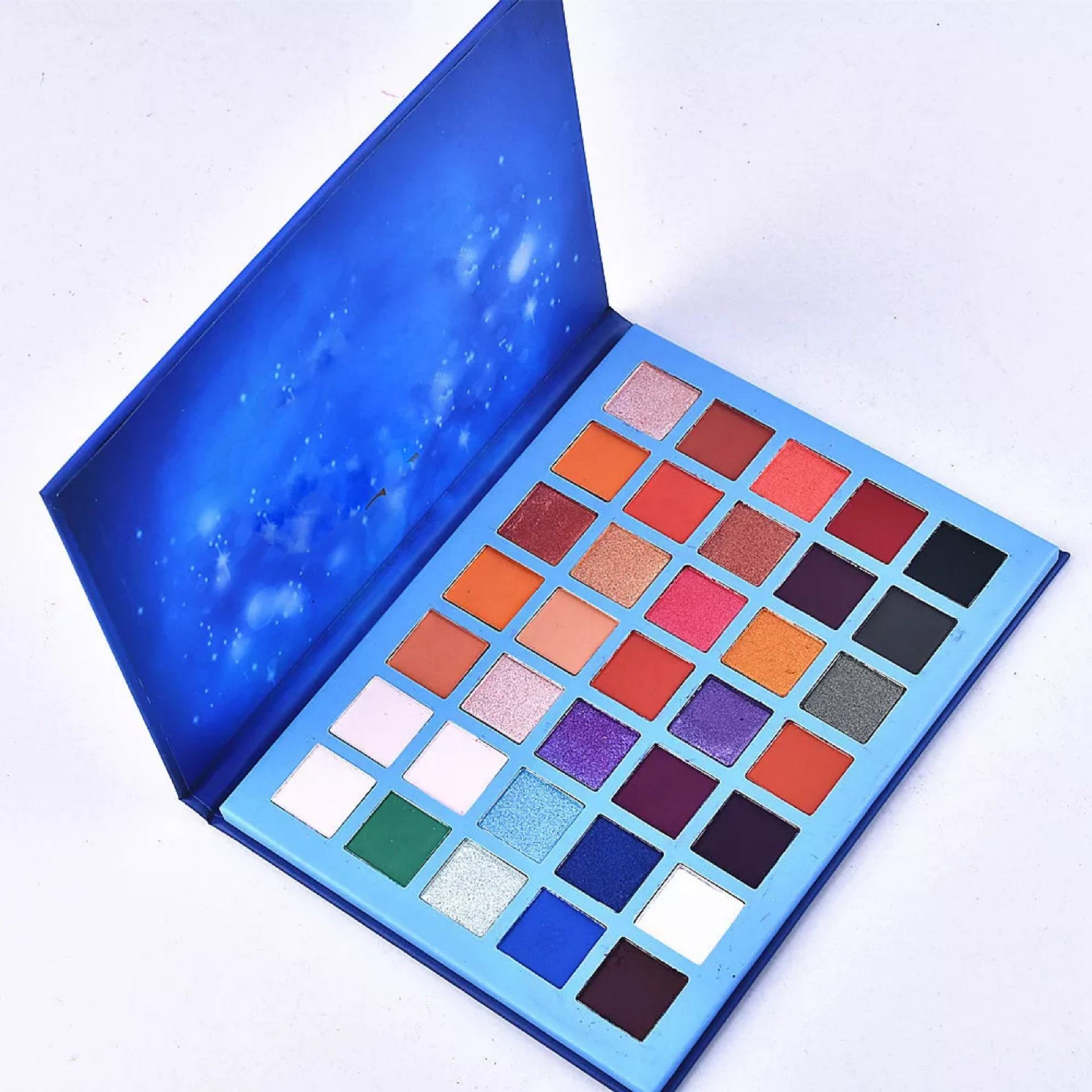 SHINY Natural Fusion Eyeshadow Palette 35 Color Eyeshadow palette