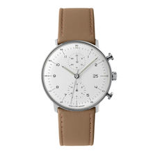 Unisex Fashion Chronograph Wristwatch Dome Watch Quartz Watch Custom Dial Watch for Men