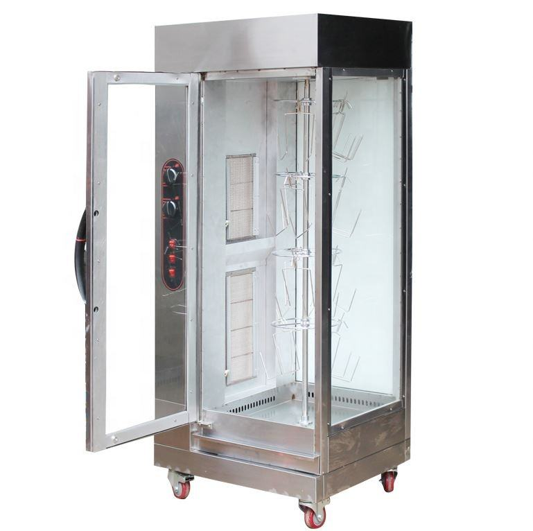 Multifunction Gas Vertical Ovens For Chickens /High Temperature Oven / Duck Baking Equipment