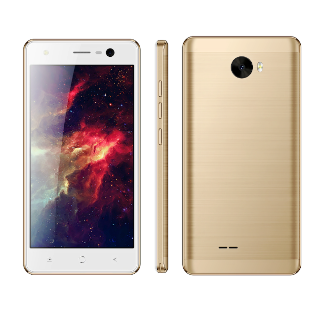 Custom Built Cell Phones MTK6580A Qual Core WIFI GPS Camera Smartphone Direct From China Q16