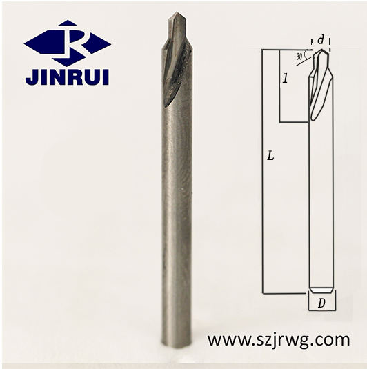 OEM fabricage power tool tungsten carbide core boor