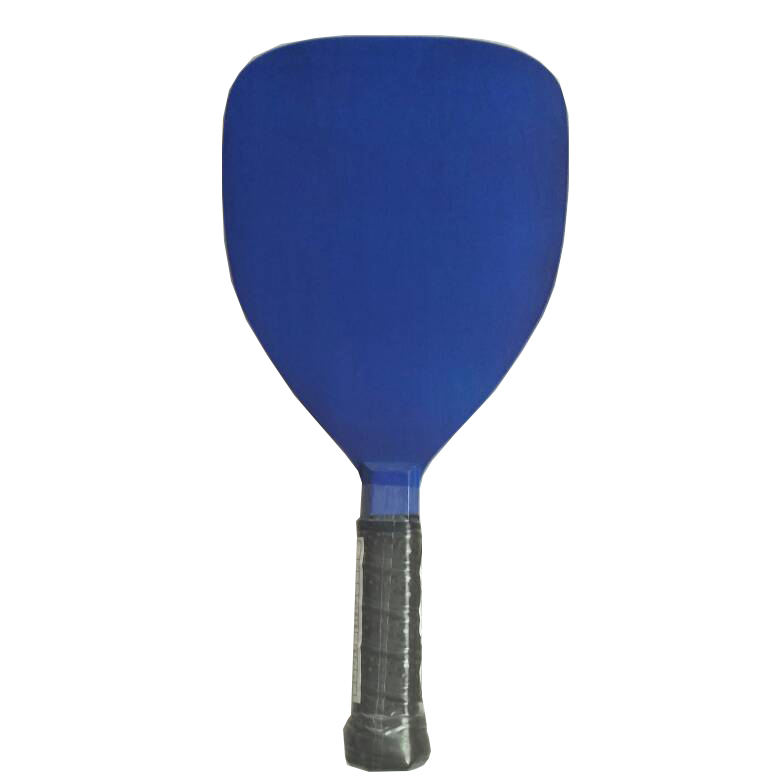 New sports good quality poplar wood pickleball paddle