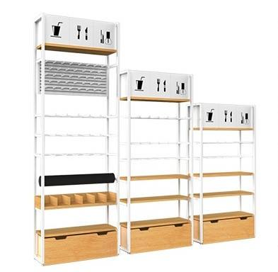 Miniso buy gondola shelving