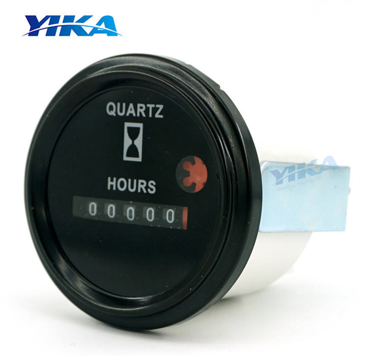 Wenzhou Yika LY-748 Electric Rmp Generator Engine 110v ac Hour Meter