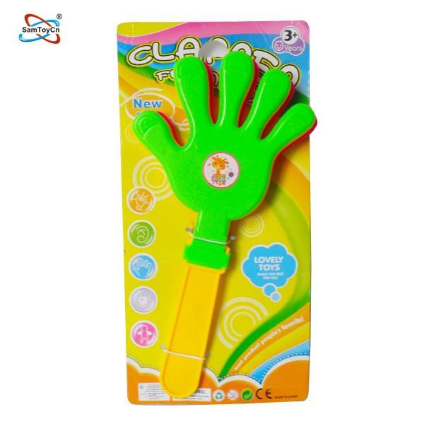 Best cartoon plastic hand clap toy