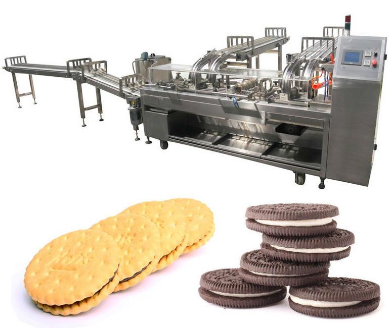 HG 오랜 역사 공급 업체 중국에서 산업 비스킷 기계