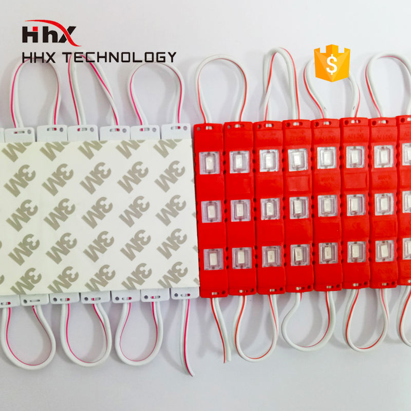 Custom made led module for logo boxes Large or medium channel letters high power pixel Led module