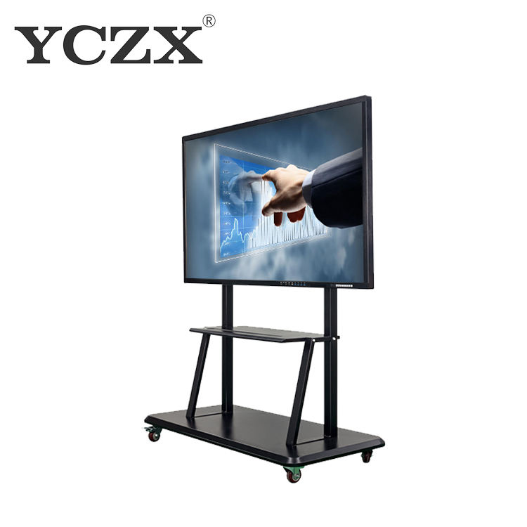 86 inch led 4 k touch screen monitor interactieve flat panel alles in een pc display 86 interactieve flat panel