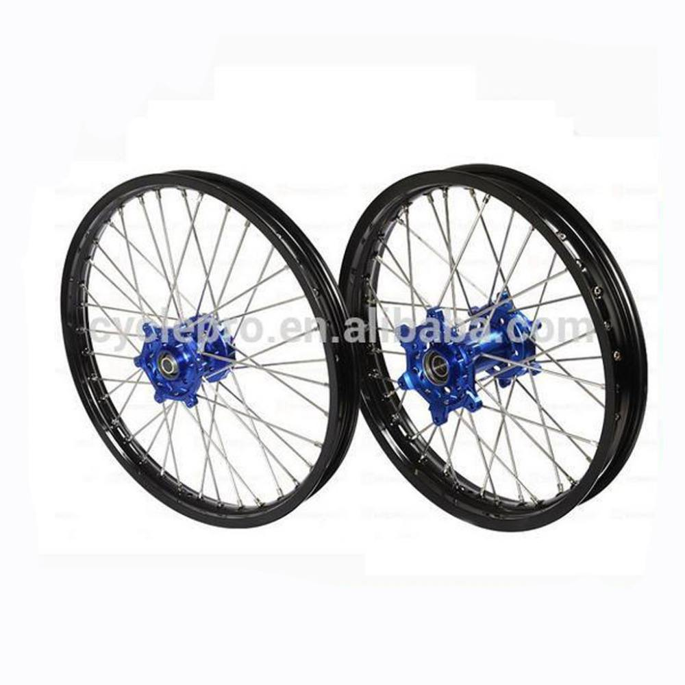 WM 1.60 & 2.15 Motorbike Rims/Pit Bike Rims/Off-road Wheel Rims