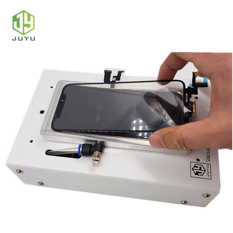 High Quality vacuum pump suction cover Touch alignment mold Pump suction align mold For Iphone X/ XS refurbished lcd