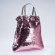 China wholesale sparkle Fashion Handbag Women Ladies Body Cross Tote sequins Hand Bags for women