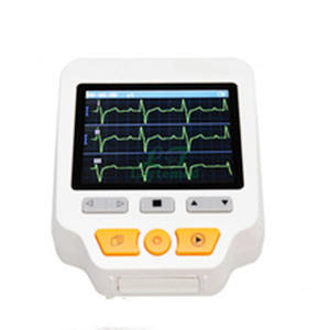 180D homecare 30 hours continuous monitor record palm ecg/ECG machine