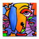 Newest Handmade Pablo Picasso Animal Picture Modern Art for Wall Decor Factory