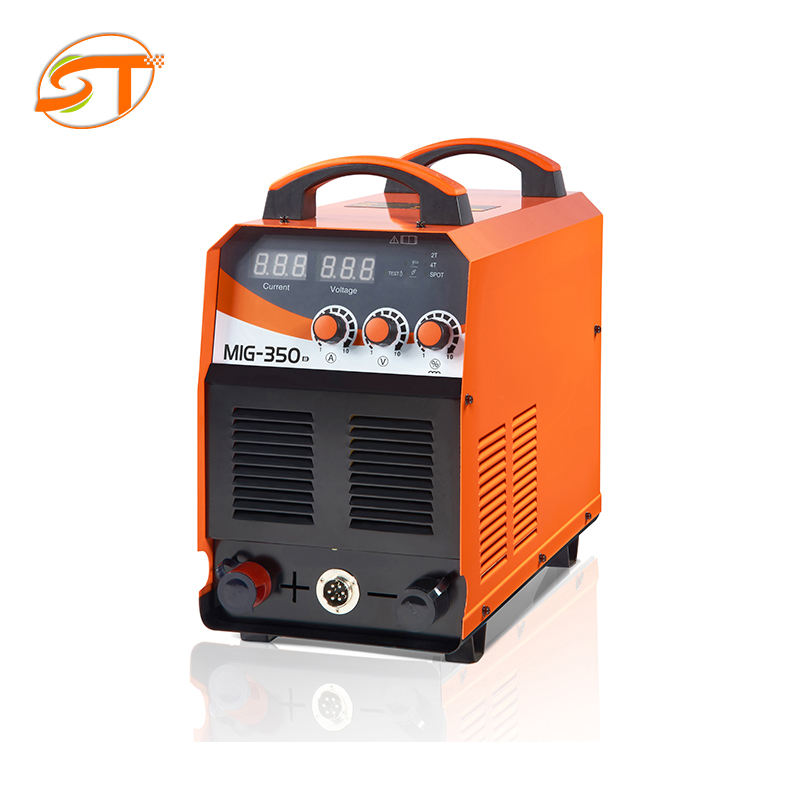 MIG-350 heavy duty inverter CO2 mig mag welding machine mig welder for stainless steel