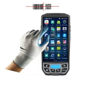 Bluetooth komputer ponsel barcode scanner android app qr code reader mini bluetooth scanner polisi dengan nfc reader GPS eksternal