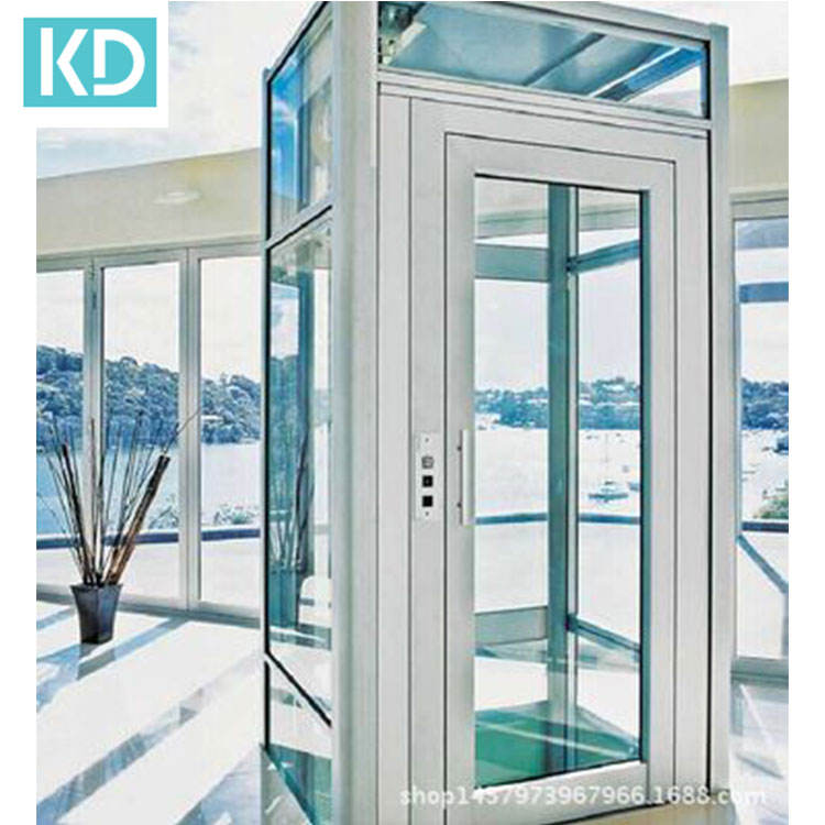 Cheap home elevator residential elevator lift kit