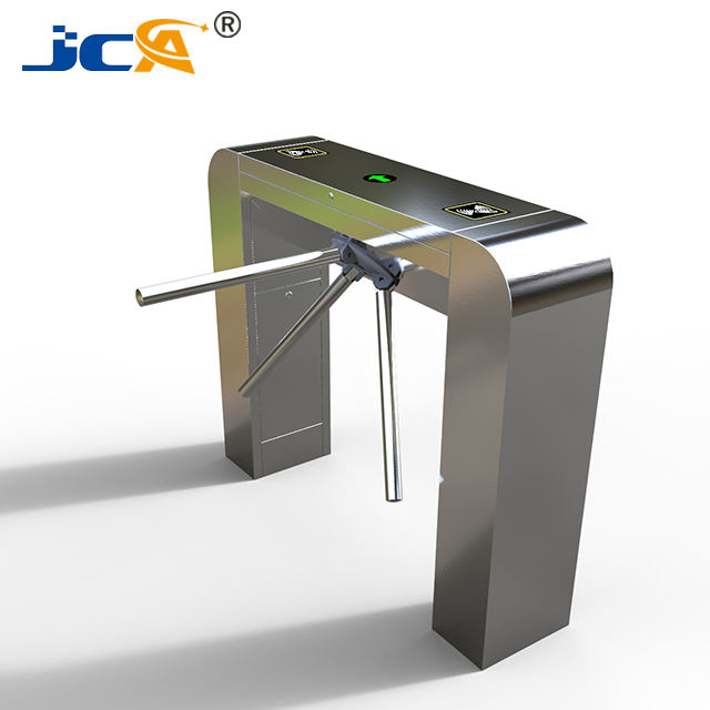 China Manufacturer Direct Sells Ozak Turnstile Gate , Fast Speed Rotary Turnstile , Paid Turnstile