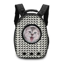 Pet Cat Carrier Backpack Space Capsule Bubble Design Backpack for Small Cats and Dogs with Waterproof
