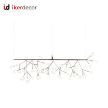 Modern New design Chandelier Pendant Light Acrylic For Country Home