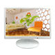 Full HD 1080p 19.5 inch widescreen LED backlit LCD computer monitor