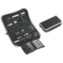 Factory price 24 pcs watch and cell phone repairing mini pocket tool kit for household