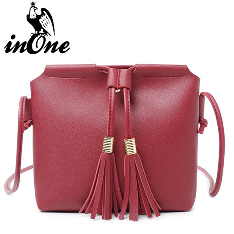 Cute Cheap Cell Phone Messenger Crossbody Shoulder Bags for Women 2019 with Tassel Purse Bag