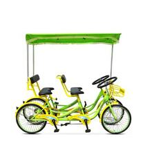 bicycle for two riders/4 person tandem bike for sale/quadricycle surrey bike